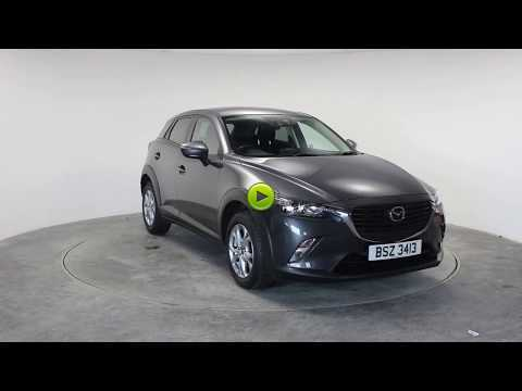 Mazda Cx-3 2.0 SE-L Nav 5dr Hatchback Petrol GreyMazda Cx-3 2.0 SE-L Nav 5dr Hatchback Petrol Grey at Rodgers of Plymouth Ltd Plymouth