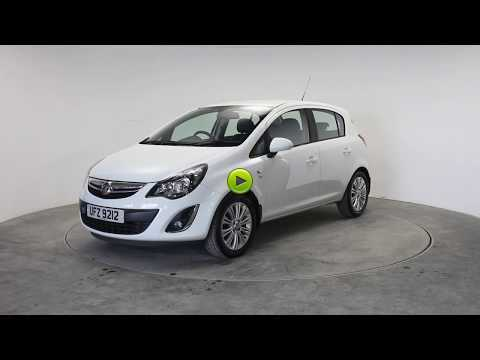 Vauxhall Corsa 1.2 SE 5dr Hatchback Petrol WhiteVauxhall Corsa 1.2 SE 5dr Hatchback Petrol White at Rodgers of Plymouth Ltd Plymouth