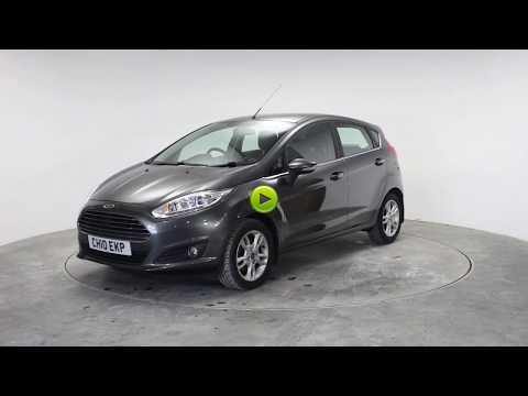 Ford Fiesta 1.0 EcoBoost Zetec 5dr Hatchback Petrol GreyFord Fiesta 1.0 EcoBoost Zetec 5dr Hatchback Petrol Grey at Rodgers of Plymouth Ltd Plymouth