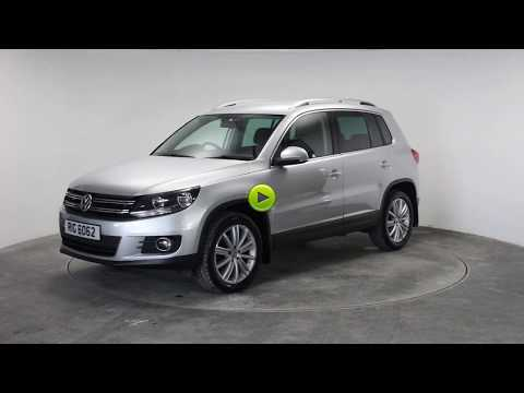Volkswagen Tiguan 2.0 TDi BlueMotion Tech Match Edition 150 5dr Estate Diesel SilverVolkswagen Tiguan 2.0 TDi BlueMotion Tech Match Edition 150 5dr Estate Diesel Silver at Rodgers of Plymouth Ltd Plymouth