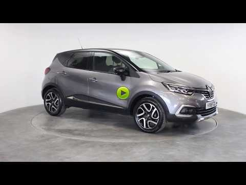 Renault Captur 0.9 TCE 90 Dynamique S Nav 5dr Hatchback Petrol Grey/blackRenault Captur 0.9 TCE 90 Dynamique S Nav 5dr Hatchback Petrol Grey/black at Rodgers of Plymouth Ltd Plymouth