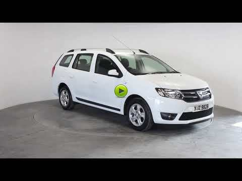 Dacia Logan 1.5 dCi Laureate 5dr Estate Diesel WhiteDacia Logan 1.5 dCi Laureate 5dr Estate Diesel White at Rodgers of Plymouth Ltd Plymouth