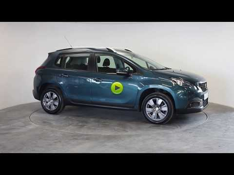 Peugeot 2008 1.2 PureTech Active 5dr Hatchback Petrol GreenPeugeot 2008 1.2 PureTech Active 5dr Hatchback Petrol Green at Rodgers of Plymouth Ltd Plymouth