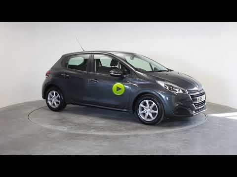 Peugeot 208 1.6 BlueHDi Active 5dr Hatchback Diesel GreyPeugeot 208 1.6 BlueHDi Active 5dr Hatchback Diesel Grey at Rodgers of Plymouth Ltd Plymouth
